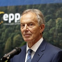 Tony Blair warns of 'hard border disaster'