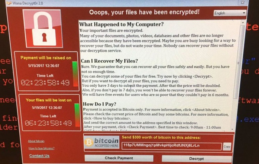 How can you protect against ransomware?