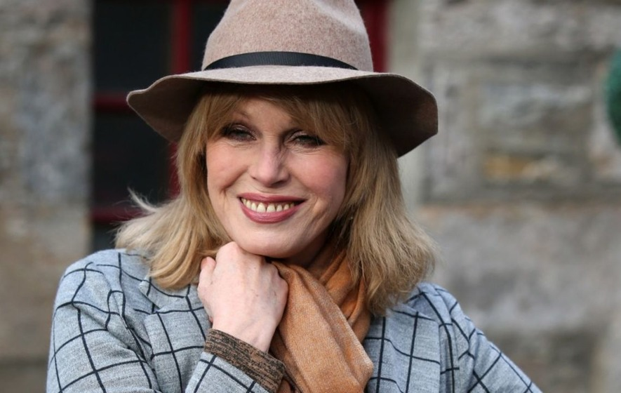 Everything you need to know about Joanna Lumley before she receives the Bafta Fellowship