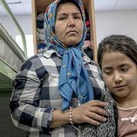 Harrowing stories of survival in Serbian refugee camp