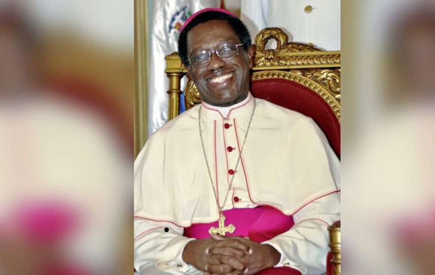 Pope Francis appoints Archbishop Jude Thaddeus Okolo as new Papal Nuncio to Ireland