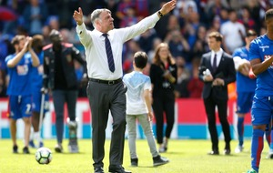 Crystal Palace boss Sam Allardyce reflects on 'hardest' escape from Premier League relegation