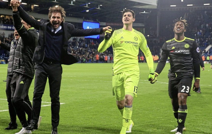 Goalkeeper Thibaut Courtois turns thoughts to European glory with Chelsea
