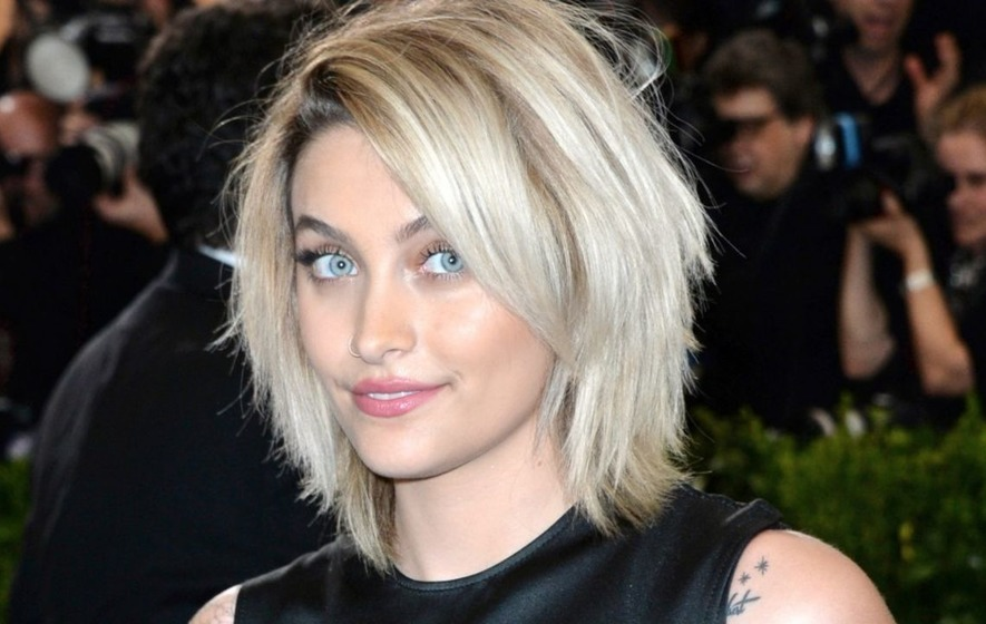 Paris Jackson defends decision to pose topless as 'beautiful thing'