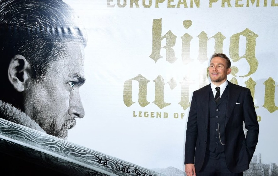 King Arthur makes lacklustre impact at US box office