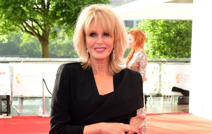 I'm in the company I always wanted to keep, says Joanna Lumley after receiving Bafta Fellowship