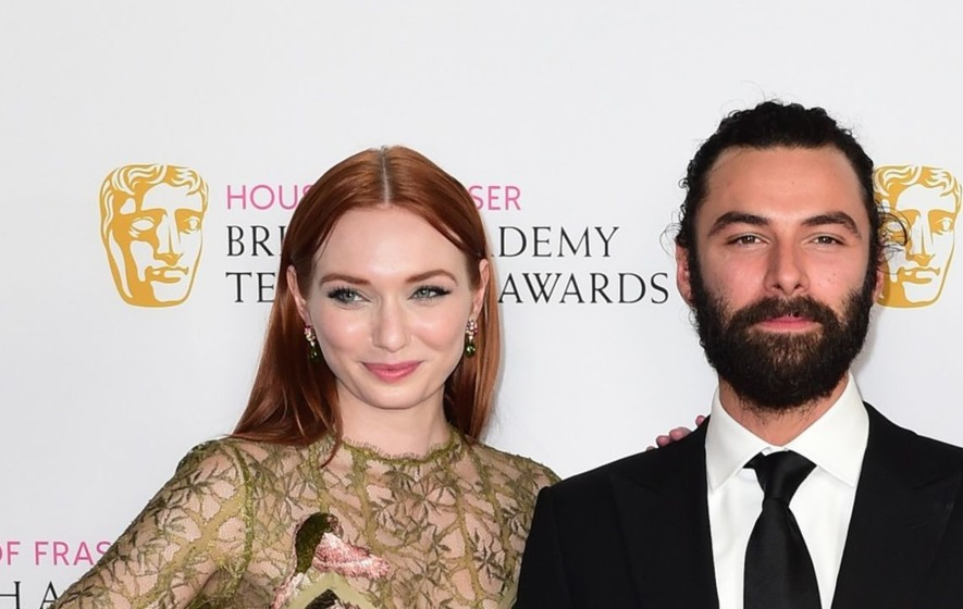 Eleanor Tomlinson up for competing with Aidan Turner for James Bond role