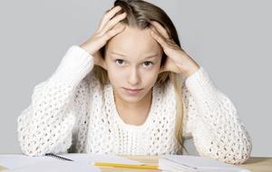Leona O'Neill: Kids need help with exam stress