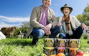 Clandeboye Estate yoghurt creams off £500,000 deal with Aldi