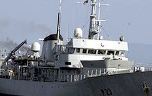 Former Irish Navy vessel LÉ Aisling on sale for six times the price the state received for the boat