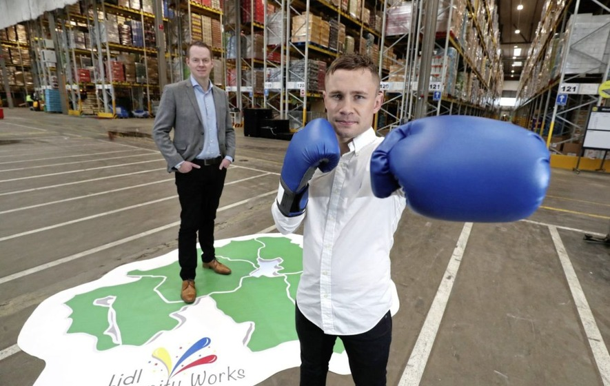 Lidl packs a punch with £200k community investment