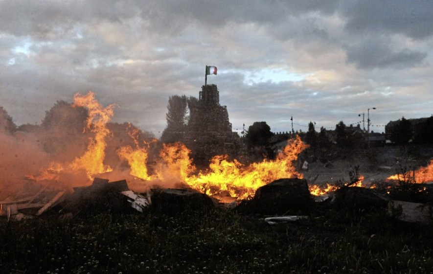 Just four fines issued for bonfire offences in three years
