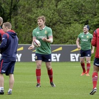 Ulster's Iain Henderson tells Lions to roar in New Zealand