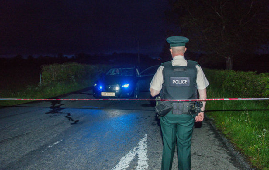 Suspected murder case in Fermanagh
