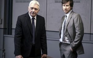 It's the perfect time to axe Inspector George Gently, says its star Martin Shaw