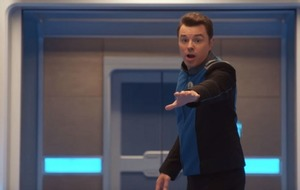 Family Guy's Seth MacFarlane in trailer for new sci-fi comedy series The Orville