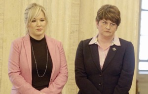Blonde remark was meant to be a compliment, says Arlene Foster