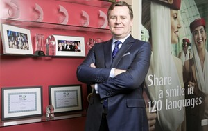 Northern Ireland still 'top priority' for Emirates - but no Belfast base on its radar