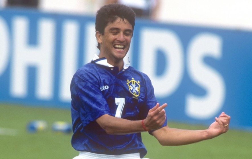The baby honoured by Bebeto's World Cup celebration just signed for Sporting Lisbon