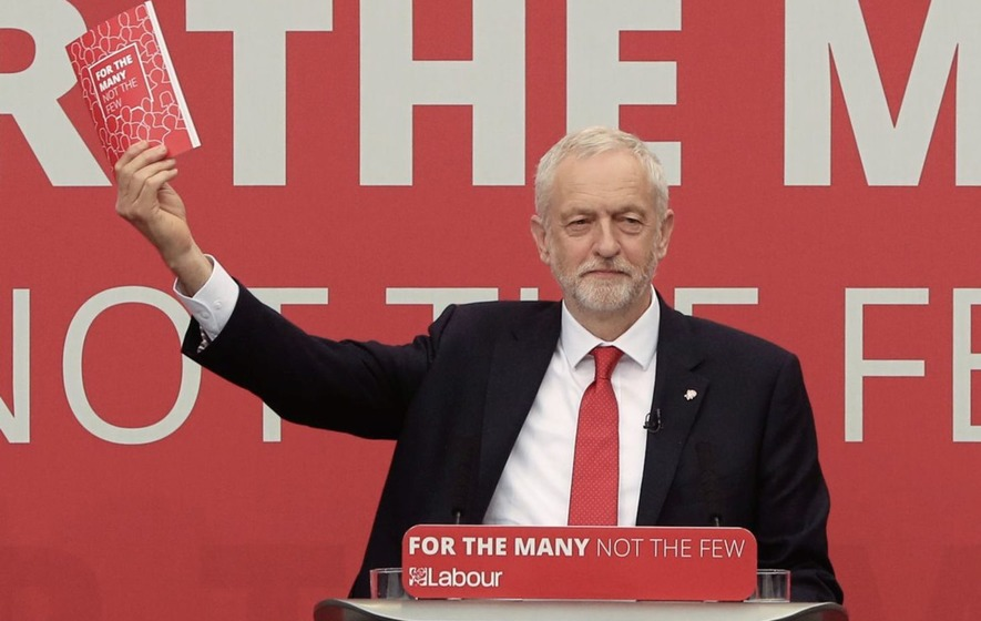 Labour promises a fairer, more prosperous society for the many, not just the few
