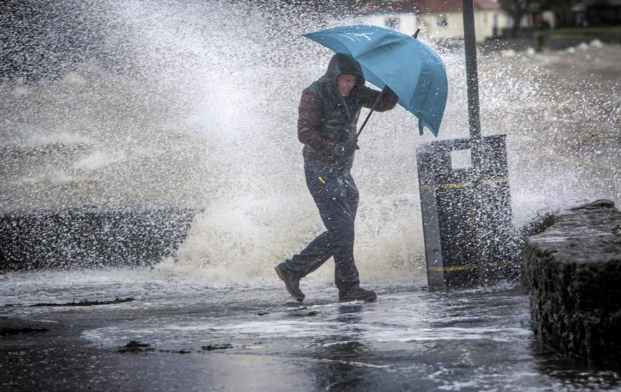 Met Eireann issues status yellow warning for THESE counties