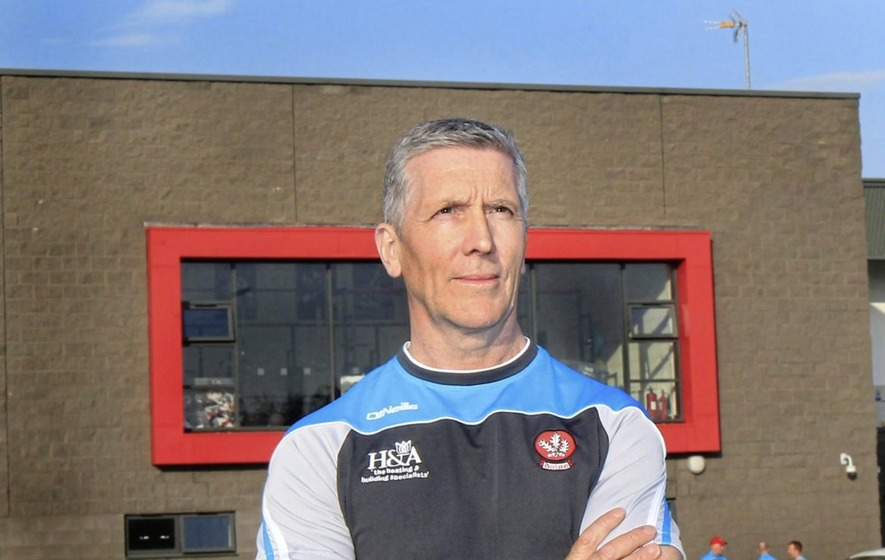 Pride not enough to see us past Tyrone says Derry boss Damian Barton