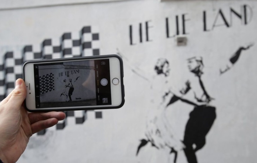 This app will make you not suck at street art