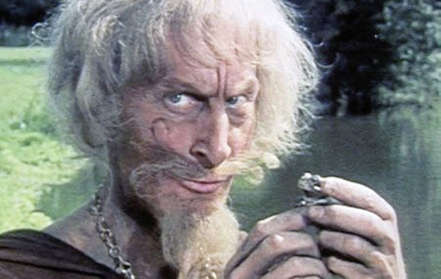Cult Movie: Geoffrey Bayldon, best known as Catweazle, was a true comic-acting great