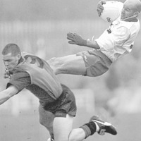 On This Day May 18 1997: Explosive Ulster SFC preliminary powderkeg ends in a drama-filled draw on the day that Cantona says au revoir to Manchester United