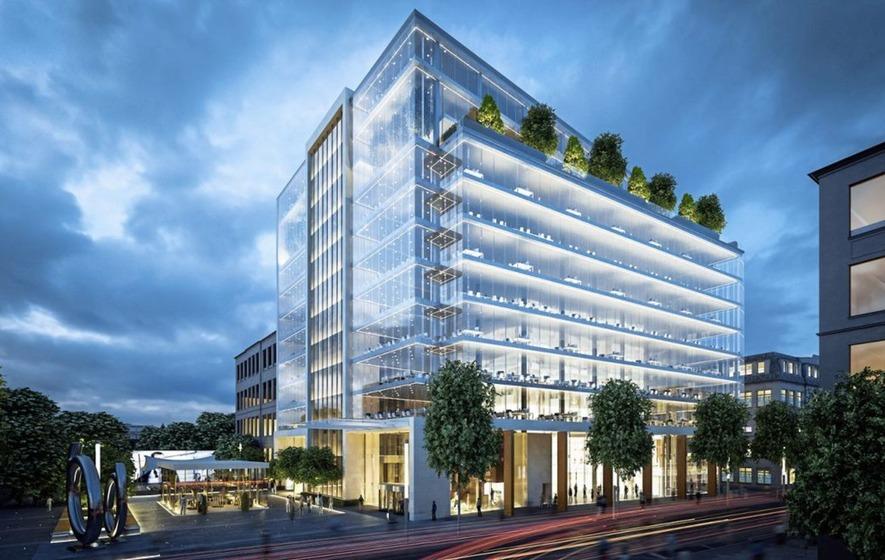 £65m Belfast office development gets green light from planners