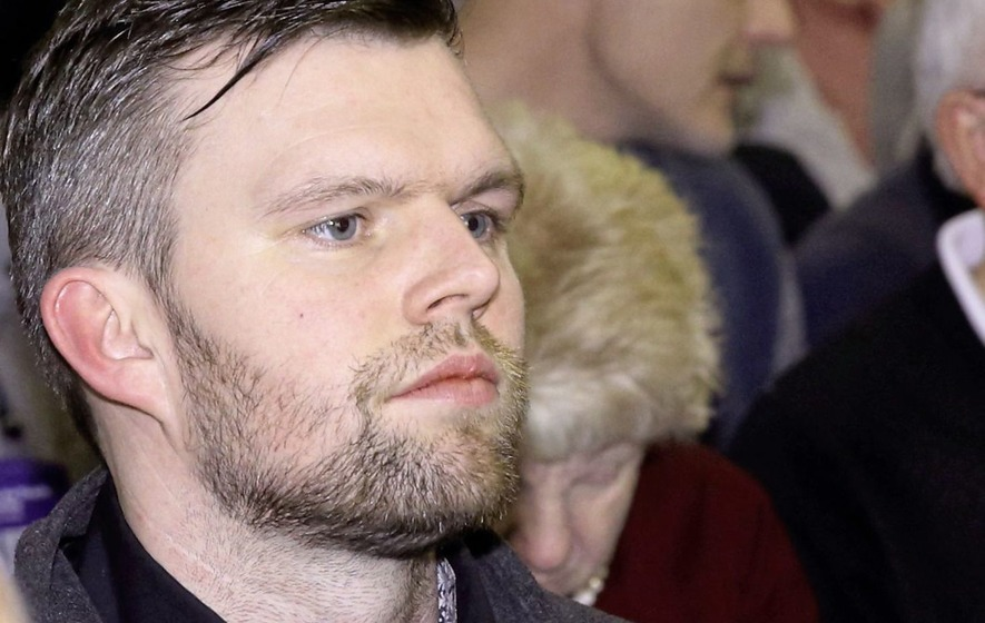 Gerry Carroll slams Sinn Féin councillor's Facebook 'Brit' slur
