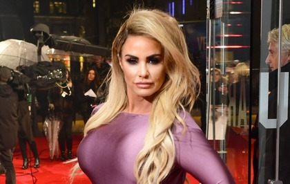 Katie Price I Did Not Enjoy My 1 Million Wedding To Peter Andre