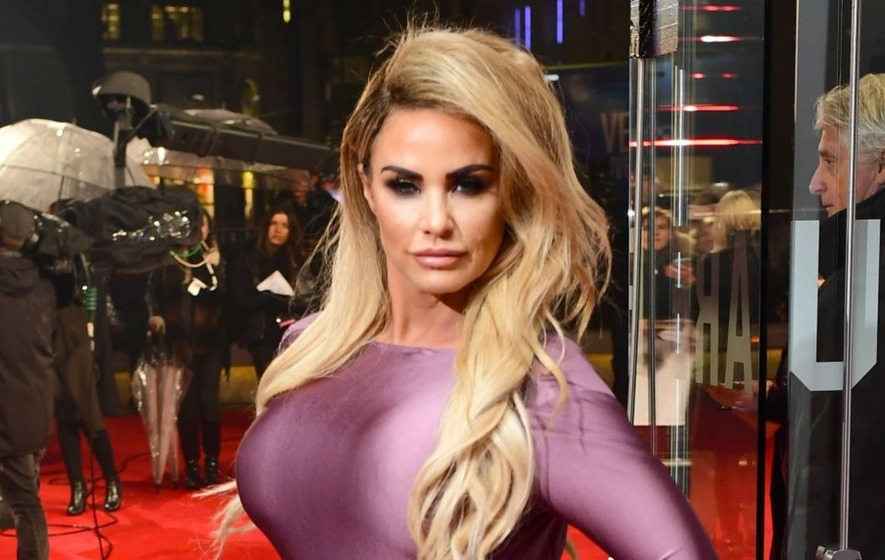Katie Price: I did not enjoy my £1 million wedding to Peter Andre