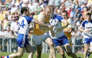 Antrim ace Declan Lynch dreams of playing Championship football at Casement Park