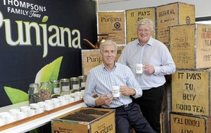 Tea maker Punjana reports net profits of over £2 million