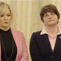 Sinn Fein rejects Foster claim that Michelle O'Neill 'blonde' remark 'meant as a compliment'