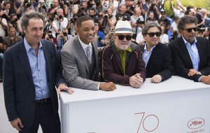 Will Smith hails 'benefit' of Netflix amid criticism of Palme d'Or nominations