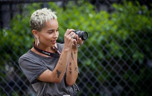 Zoe Kravitz: We must reach point where all-female casts don't stand out