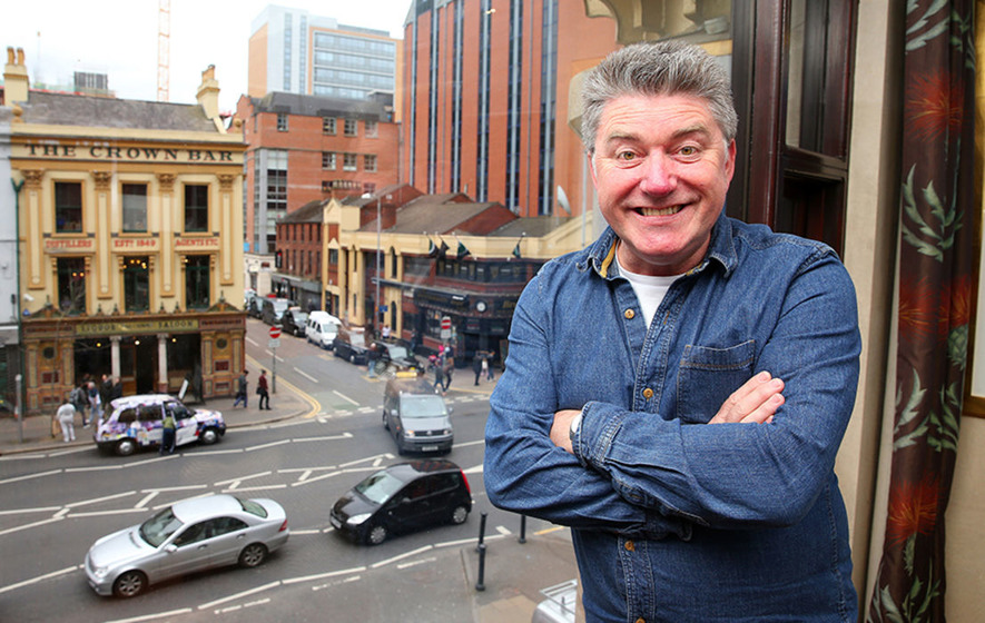 Tings are good with Pat Shortt