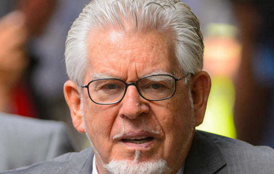 Rolf Harris returns home after prison release