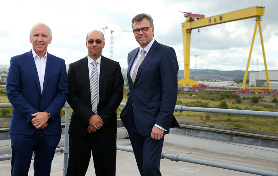 US cyber security firm Anomali to create 120 jobs in Belfast