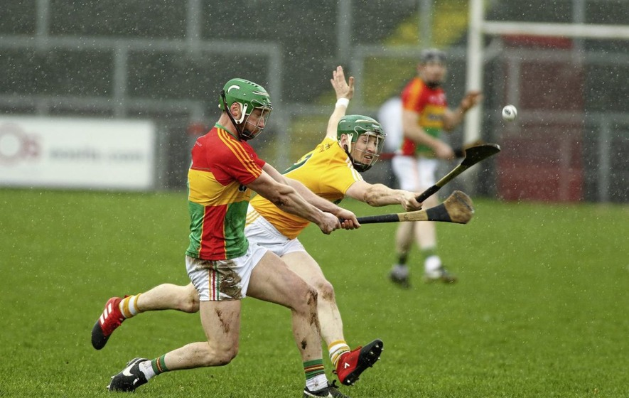 Christy title has the right Ring to it for Antrim hurlers says Terence McNaughton