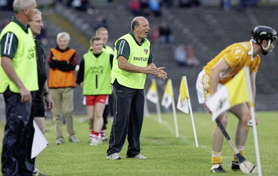 Terence McNaughton: GAA football championship needs tiered like hurling
