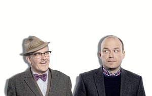 Five minutes with... Count Arthur Strong actor Rory Kinnear