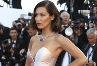 Bella Hadid and model pals party on a yacht after Cannes opening gala