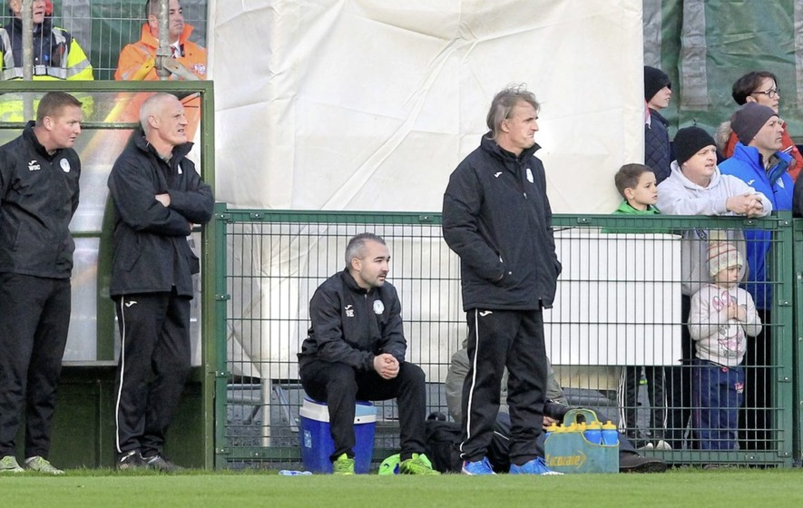 Finn Harps go into season-defining three-game run