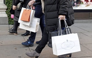 Retail sales rise by 2.3 per cent in April as good weather helps stores