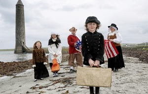 Festival celebrates 300th anniversary of first emigrant ship to sail from NI to America