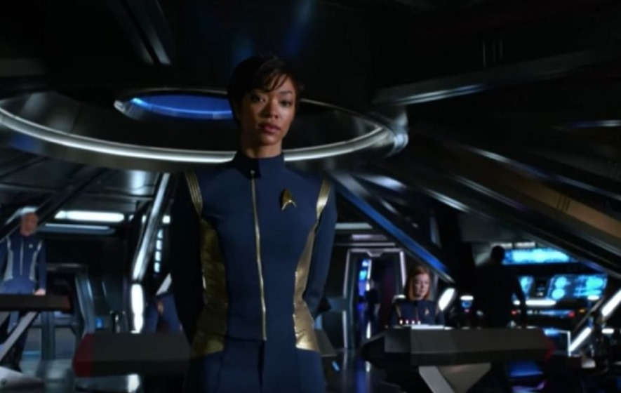 The Star Trek: Discovery trailer is here and shows off new ship, characters and Klingons