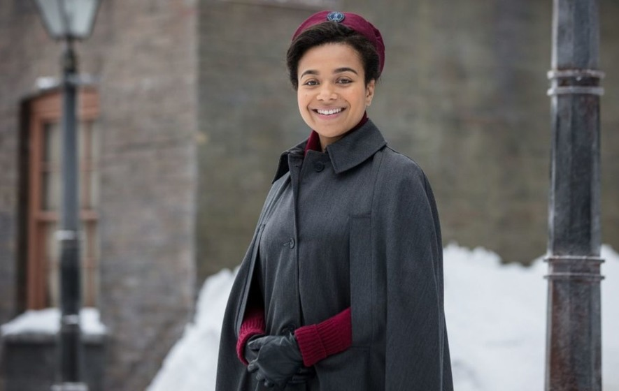 Call The Midwife welcomes Leonie Elliott to the cast for series seven